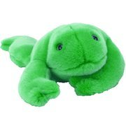 TY Beanie Buddy - LEGS the Frog