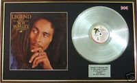 Bob Marley-LP Platinum CD & Legend-Cover