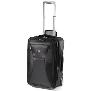 TravelPro Maxlite 22 Expandable Rollaboard Carryon Black