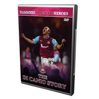 West Ham United Paulo Di Canio - Hammers House of Heroes [DVD]