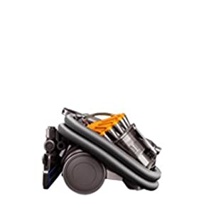 Dyson DC23 Motorhead Bagless Canister Vacuum Cleaner
