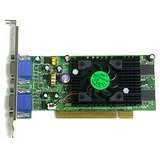 Jaton GeForce FX5200 128 MB Dual Head PCI Video Card