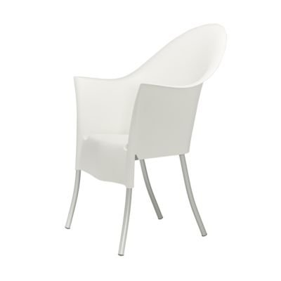 Lord Yo Stackable Chair White
