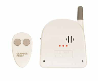 The Clapper Plus Sound Activated On/Off Switch, 1 Each