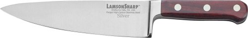 LamsonSharp 8-Inch Wide Forged Chef's Knife