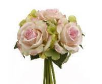 Rose and hydrangea bouquets rose and antique flower for Allstate floral and craft