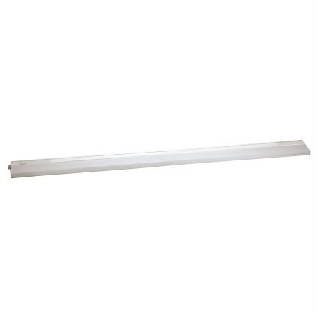 Yosemite Home Decor Ft1005 Under Cabinet Lighting Series 42-Inch Under Cabinet Light With Electronic Ballast With White Frame And Acrylic Lens