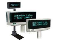 Logic Controls LD 9900UP - Character Display - VFD (E70296) Category: Pole Displays