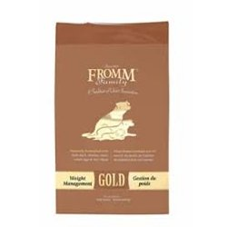 Fromm Weight Management Gold Dog Food - Fromm Weight Management Gold