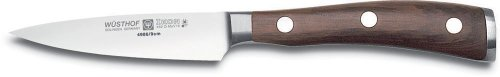 Wusthof Ikon 3-1/2-Inch Paring Knife With Blackwood Handle