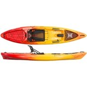 9350686145 Perception Kayak Pescadr Pro 12 Bs Redtgr, Red Tiger by Confluence Kayaks