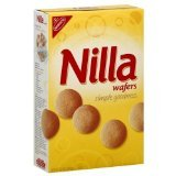 Nilla Wafers, 12-Ounce Boxes (Pack of 2)