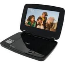 "RCA Portable DVD Player 9"" LCD Screen DRC99392E"