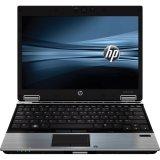 "EliteBook 2540p BX654US Notebook - Core i7 i7-640LM 2.13GHz - 12.1"""
