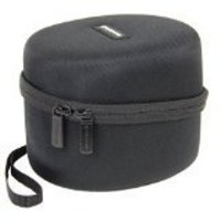 Caseling Hard Case for Howard Leight Impact Sport OD Electric Earmuff. - Includes Mesh Pocket for Accessories. - Black (Electronic Ear Protection Peltor compare prices)