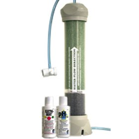 Aquarium Pharmaceuticals 175 Tap Water Filter, Filtration System for Fresh or Salt Water Aquariums