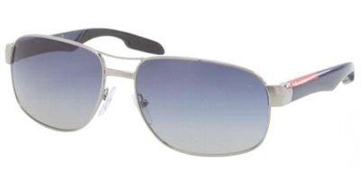 pradaPrada Sunglasses SPS 58N BLUE 5AV-8Z1 SPS58N