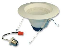 OSRAM SYLVANIA - LED/900/RT6/830/FL80/WRFLWTR - LED LAMP, GU24, 120V, WHITE
