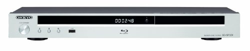 Onkyo BD-SP309 Blu-ray Disc Player - Silver