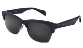 prada Prada Sunglasses SPR 11P Blue MA3-1A1 PR11PS
