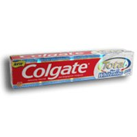 Colgate Total Whitening Paste, Anticavity Fluoride And Antigingivitis Toothpaste Paste, 6 Ounce (170 G) front-588534