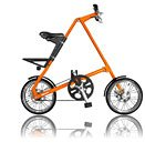 """Folding Bike 5.0 16"""" wheels available in RED, YELLOW, WHITE"""