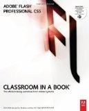img - for Adobe Flash Professional CS5 Classroom in a Book by Adobe Creative Team [Paperback] book / textbook / text book