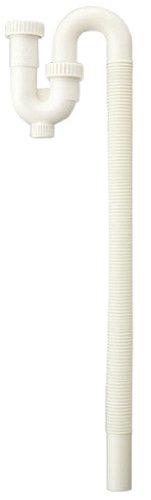 三栄水栓 【樹脂製のトラップ用ジャバラ】 パイプ径32mm用 H781-1