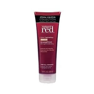 John Freida Radiant Red Shampoo 8.45 oz.