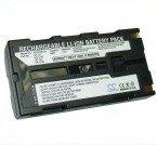 Battery for Sanyo IDC-1000, IDC-1000Z, IDC-1000ZU, Xacti NV-DV35, Xacti NV-HD500, Xacti NV-KD100 2000mAh - NVP-D6 UR-121 UR-121D UR-124 UR-124D