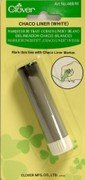 Clover Chaco Liner White Fabric Marking Marker 469/W