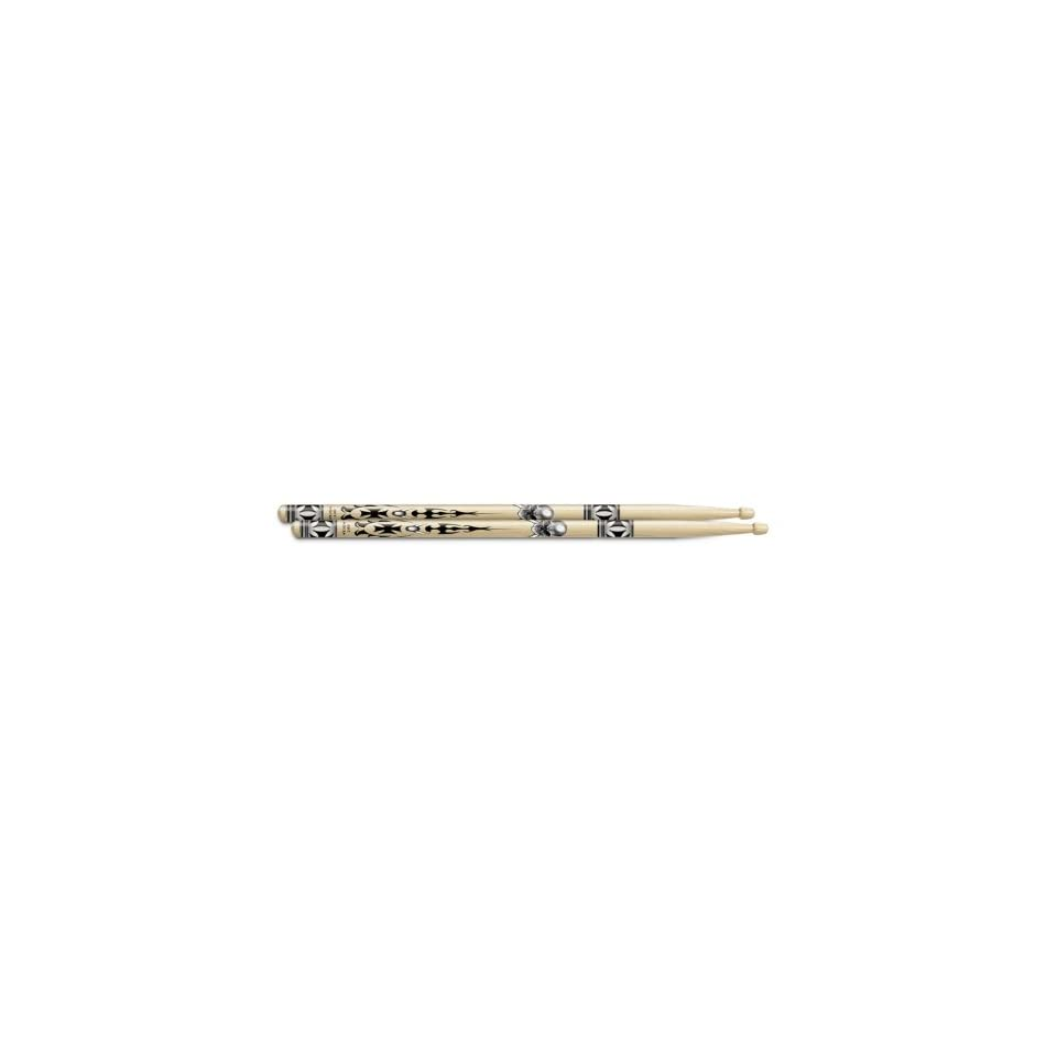Artistick 5A Super Bad Hotsticks Logo Drum Sticks