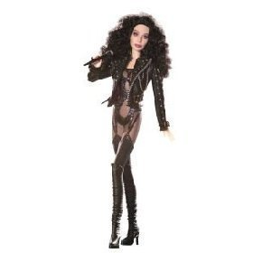 Amazon.com: Barbie 80's Cher Bob Mackie Doll: Toys & Games