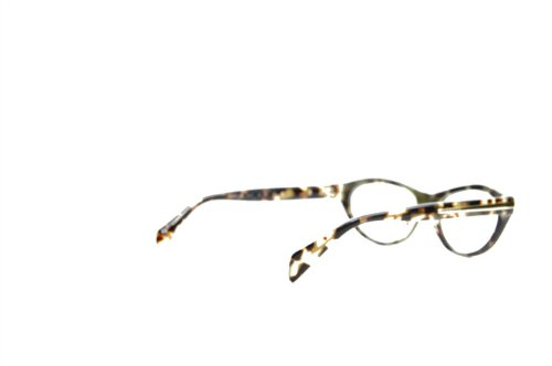 prada Prada PR18PV Eyeglasses-NAI/1O1 Top Black/Medium Havana-54mm