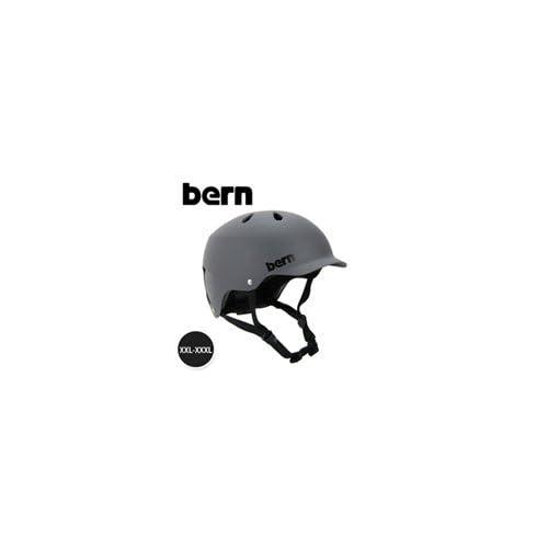 【365日出荷対応】BERN バーン Watts ワッツ 大人用 Watts Matte Grey マットグレー VM5EMGR 自転車 ヘルメット並行輸入品