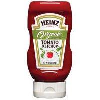 Heinz Organic Certified Tomato Ketchup 15 fl oz