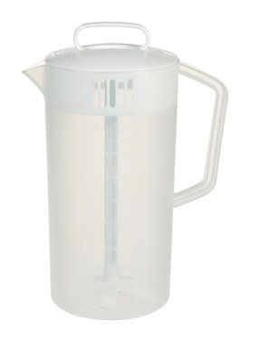 Rubbermaid Servin Saver White Mixing Pitcher 2 Qt.