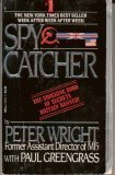 Spycatcher, Wright,Peter