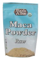 Foods Alive Maca Powder RAW -- 8 oz