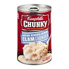 Campbells® Chunky New England Clam Chowder; 19 Oz. Can, 8/Pk