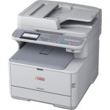 Oki Data MC362w MFP, (23/25ppm) 120V (E/F/P/S)