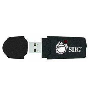 New Siig 7.1 Channel Usb Surround Sound Card With Built-In Amplifier Reduces Unwanted Noises