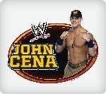 WWE-John Cena 2 Edible Image Cake Topper