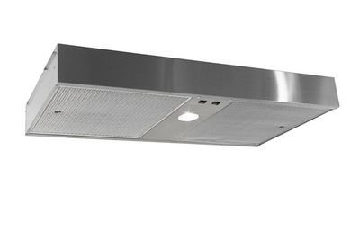 "Imperial C2030Sd2-Nv-Ss Stainless Steel Insert Non-Vented Air-Ring Fan Range Hood Insert For 30"" Custom Canopy From The C2000 Series front-39575"