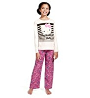 Hello Kitty Pure Cotton Pyjamas