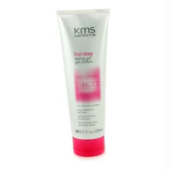 KMS California Hair Stay Styling Gel  - 250ml/8.5oz