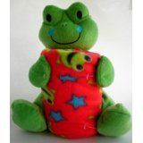 Blanket Buddy - Plush Frog with Blanket Set - 1
