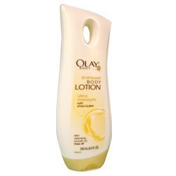Olay In-Shower Body Lotion, with Shea Butter 8.4 fl oz (250 ml)