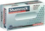 Shamrock 81891 Nitrile Industrial Textured Powered Blue Small Glove - Sold by the Case