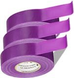 "The Purple Store Electrical Tape, 20 Yds Length X 3/4"" Width, Purple (Pack Of 3)"